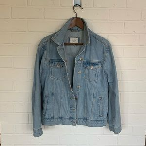 Vintage Inspired Forever 21 Denim Jacket